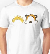 Calvin and Hobbes Pt. 2 Unisex T-Shirt
