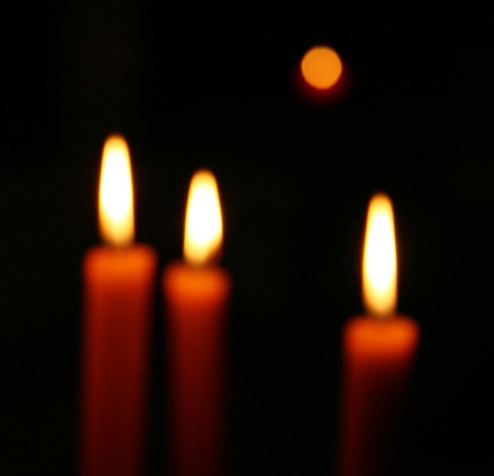 Candles by Ulf Buschmann