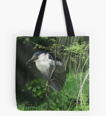Watcher in the Reeds Tote Bag