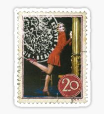 Flaemmchen Stamp Sticker