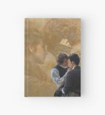 Cuaderno de tapa dura Outlander / Jamie y Claire Fraser