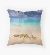 Essence of Water  Throw Pillow