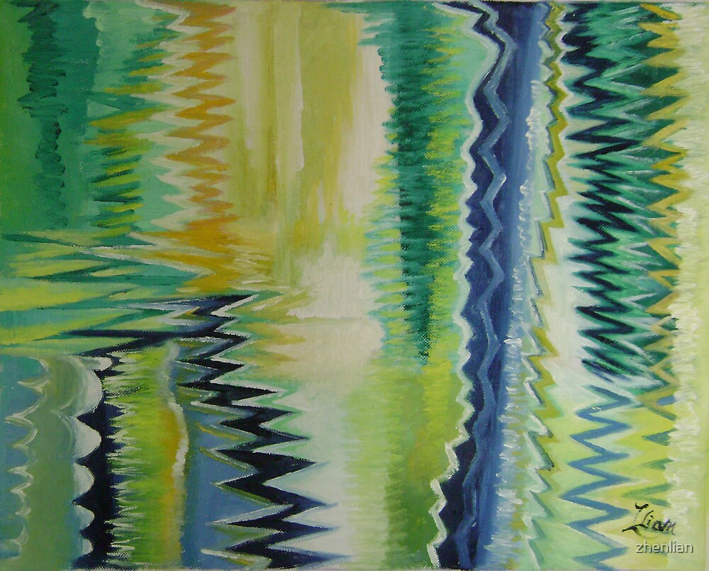 ripples 2 by zhenlian