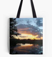 December Sunset 2014 Tote Bag