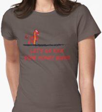 Mushu advice! Women's Fitted T-Shirt