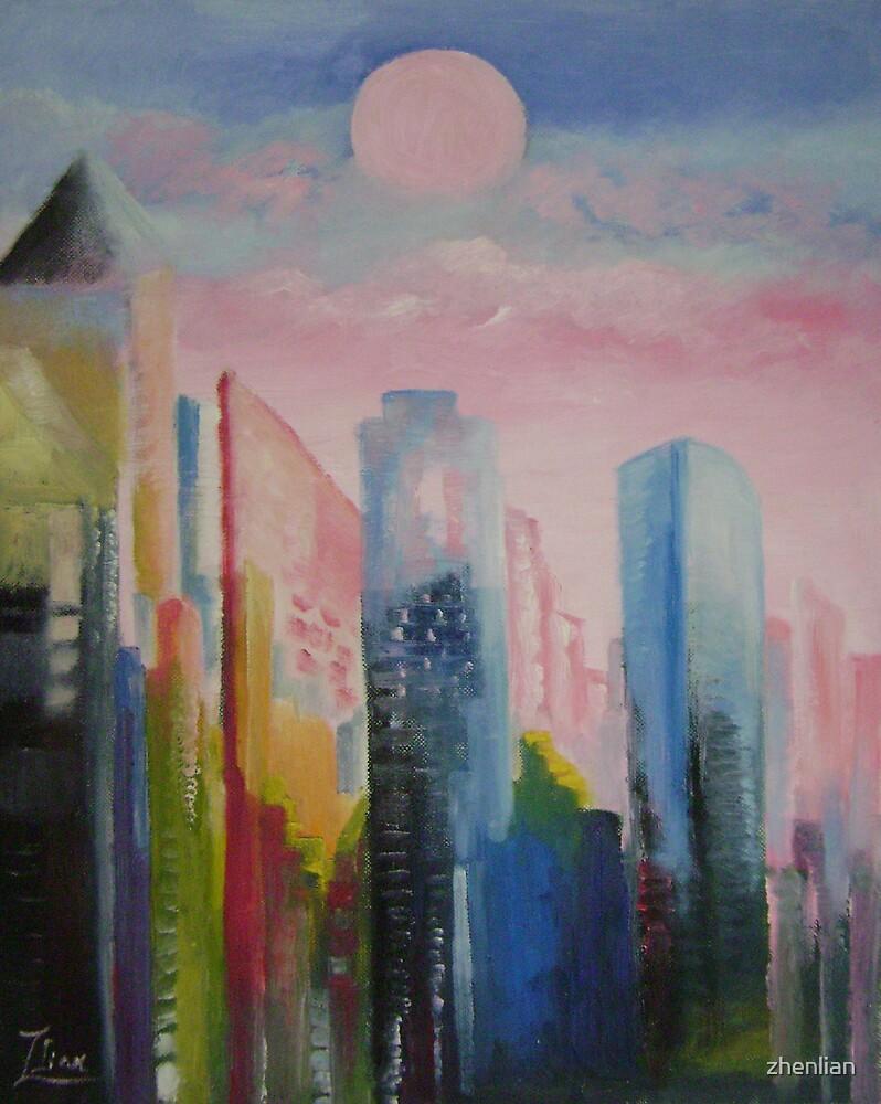 citydream no.1 by zhenlian