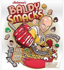 Baldy Smack Poster