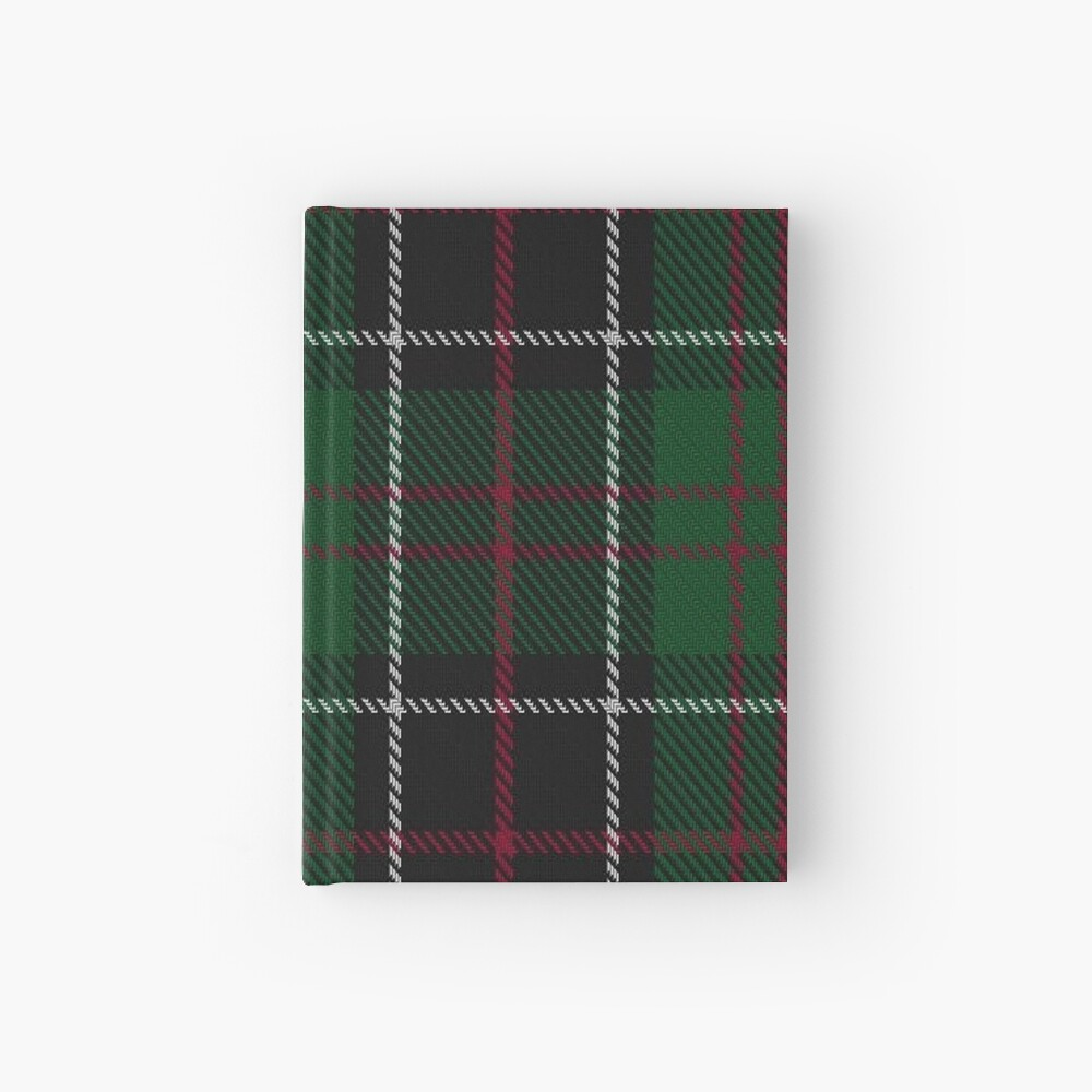 Sinclair Hunting Clan/Family Tartan  Hardcover Journal