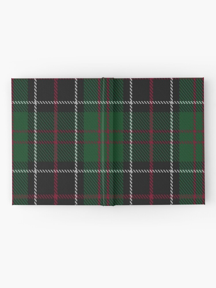 Alternate view of Sinclair Hunting Clan/Family Tartan  Hardcover Journal