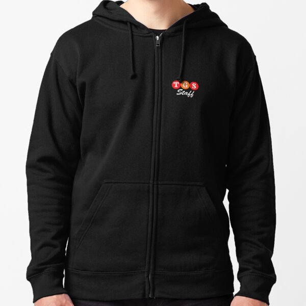TGS Logo Zipped Hoodie