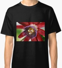Red and Purple Passion Classic T-Shirt