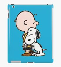 Charlie Brown and Snoopy iPad Case/Skin