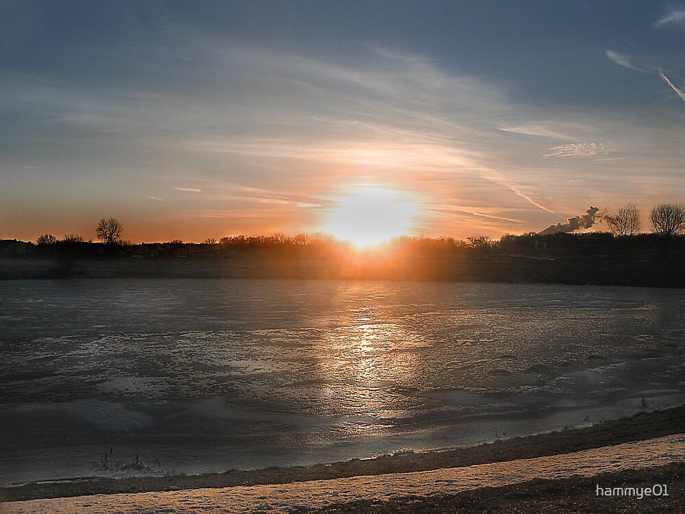 Sunset Reflection by hammye01