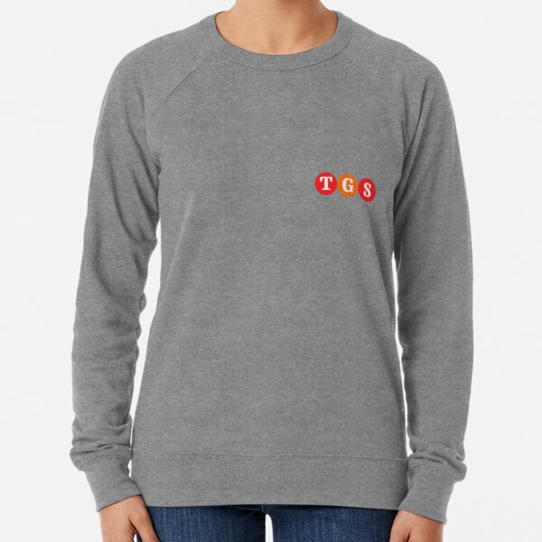 "Logo for ""TGS"" Lightweight Sweatshirt"