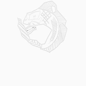 Koi Fish White - Single by Camgallax
