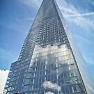 The Sky in The Shard by TonyCrehan