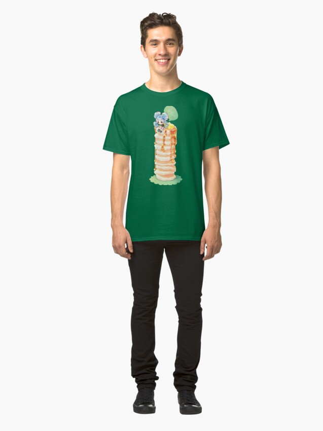 Alternate view of stack Classic T-Shirt