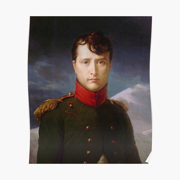 Napoléon Bonaparte Premier Consul Poster