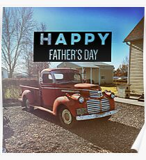 Happy Father's Day- Jimmy Boy Poster