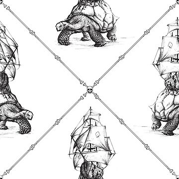 Tortoise Travel (pattern) by Fatink