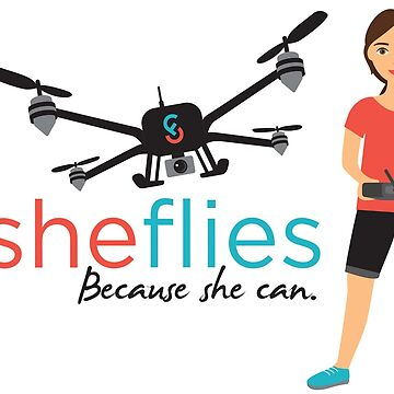 She Flies with young girl by SheFlies