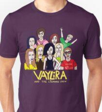 Vaylira and the Lismore Crew Unisex T-Shirt