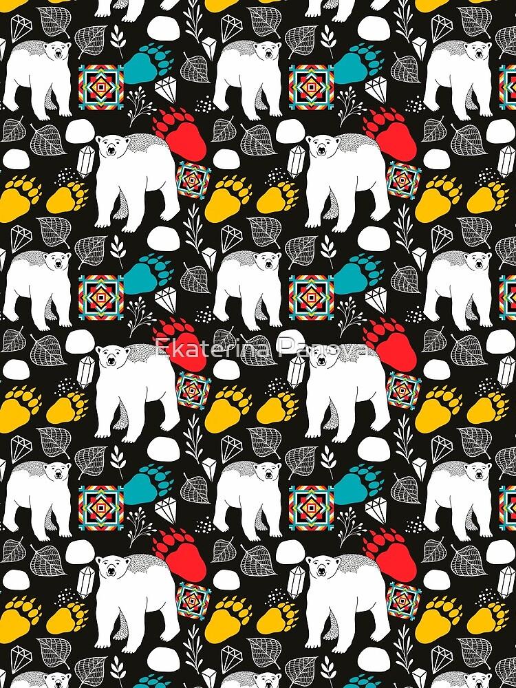Polar bear by panova