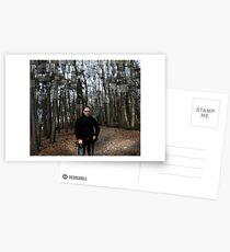 Belgium Forest Postcards