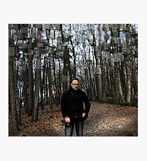 Belgium Forest Photographic Print