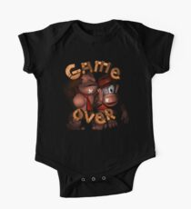 Donkey Kong Game Over Kids Clothes