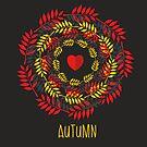 Autumn by Ekaterina Panova