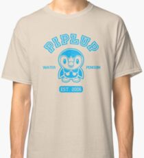 Piplup - College Style Classic T-Shirt
