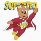 Superted Superhero by maryjaneewinglu