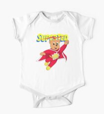 Superted Superhero One Piece - Short Sleeve