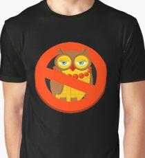 Ban owl Graphic T-Shirt