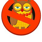 Ban owl by Ekaterina Panova