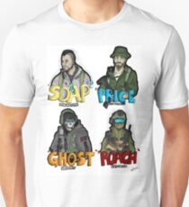 All those MW2 boys! T-Shirt