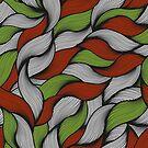 Christmas colors by Ekaterina Panova