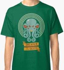 Cthulhu, Dreamer in the Deeps Classic T-Shirt
