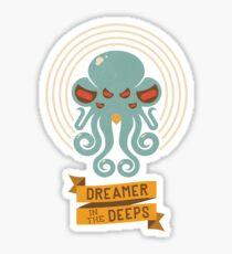 Cthulhu, Dreamer in the Deeps Sticker