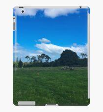 Sheep On One Tree Hill iPad Case/Skin