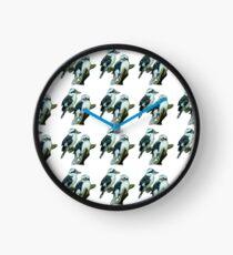 Kookaburras Clock