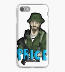 Captain Price iPhone Case/Skin