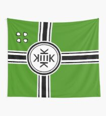 Official flag of Kekistan Wall Tapestry