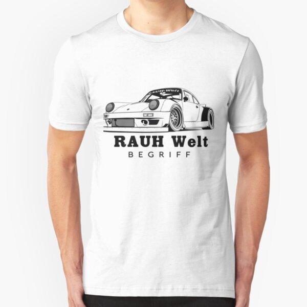 RWB MONOCHROME VERSION Slim Fit T-Shirt