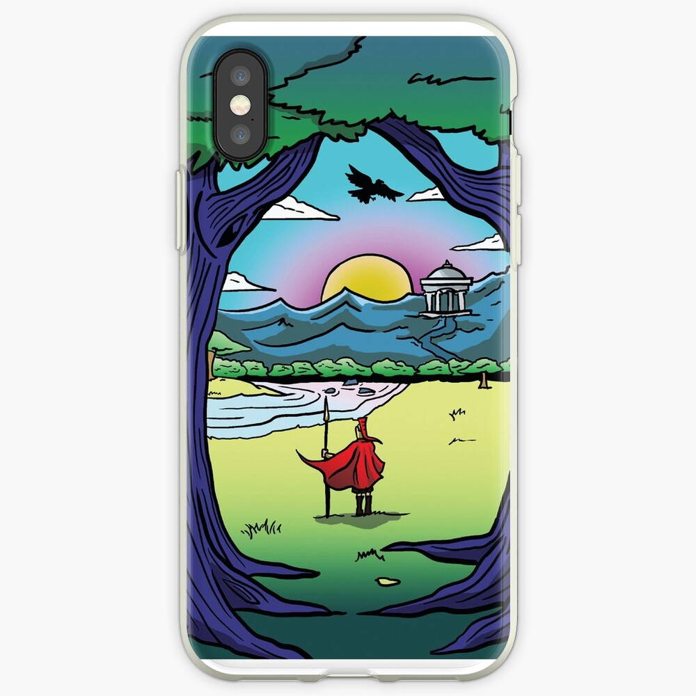 Elysian Fields iPhone Cases & Covers