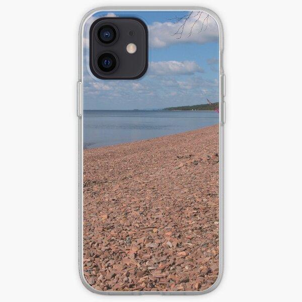 North Shore Beach iPhone Soft Case