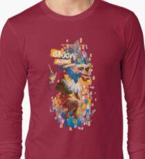 Groove Along, Richard Long Sleeve T-Shirt
