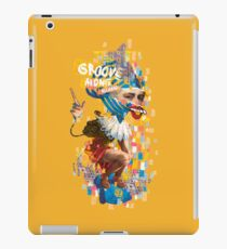 Groove Along, Richard iPad Case/Skin