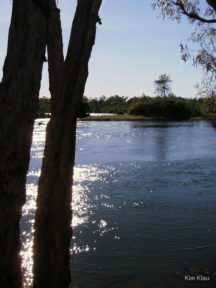 Ord River, Western Australia by Kim Klau